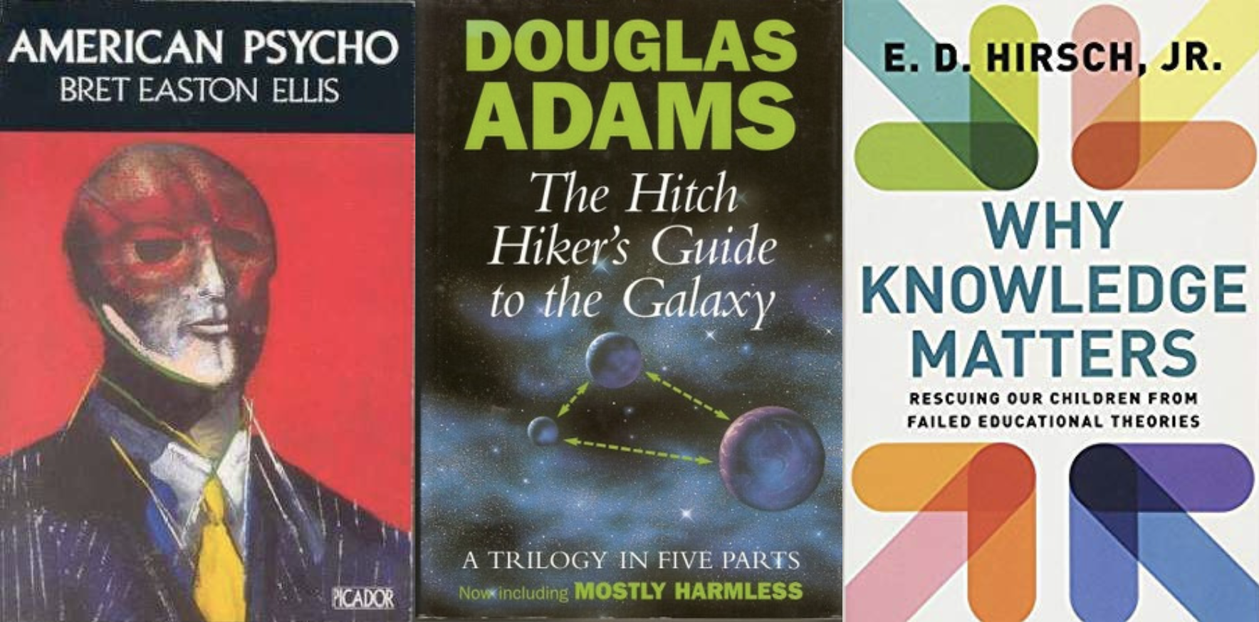 american_psycho_the_hitchikers_guide_to_the_galaxy_why_knowledge_matters